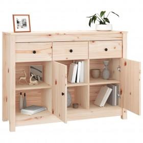 kafijas galdiņu komplekts, pelēks, 100x48x40 cm, skaidu plāksne