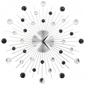 sienas pulkstenis, kvarca mehānisms, moderns dizains, 50 cm