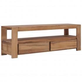 mantu lāde, zila, mango masīvkoks, 100x40x41 cm