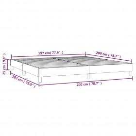 piepūšams Ziemassvētku vecītis, LED, IP44, 600 cm, XXL