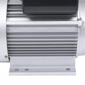 bērnu gultas rāmis, pelēks, priedes masīvkoks, 80x160 cm