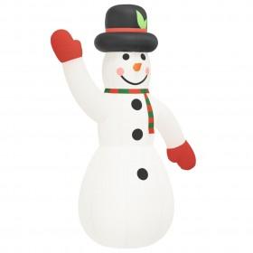 karstuma izplūdes ventilators, 2 lāpstiņas, melns