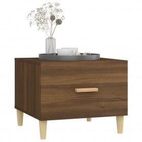 paklāji, 2 gab., taisnstūra forma, 40x60 cm, melni