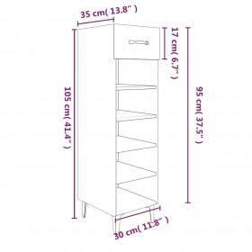 bērnu gultas rāmis, pelēks, priedes masīvkoks, 90x200 cm