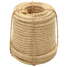 virve, 14 mm, 50 m, 100% sizals