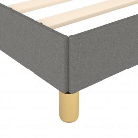 uzglabāšanas kastes, 4 gab., baltas, bambuss