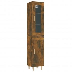 akvārija LED lampa ar stiprinājumu, 35-55 cm, zila un balta