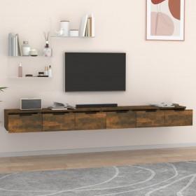 stereo skaļruņi, 2 gab., stiprināmi pie sienas, balti, 120 W