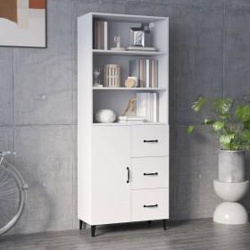 masāžas krēsls, atgāžams, melns audums