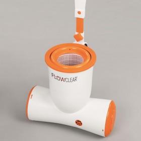 saliekams masāžas galds, 4 daļas, alumīnijs, melns ar bēšu