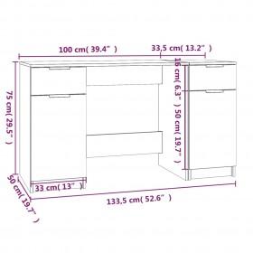 kaķu māja ar sizala stabiem nagu asināšanai, 150 cm, tumši zila
