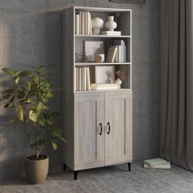 rotējoša servēšanas paplāte, 60 cm, rūdīts stikls, caurspīdīga