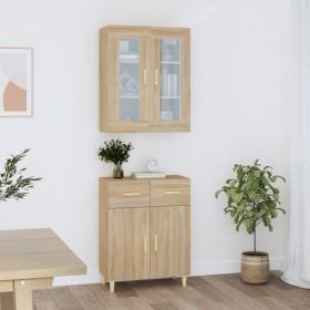 sporta virve, 9 m, melns poliesters