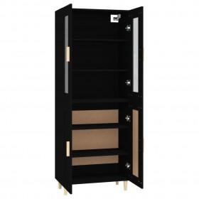 plaukts veļasmašīnai, 3 plaukti, sudraba krāsā, 69x28x169 cm