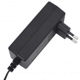 galdiņš, 45x50x45 cm, caurspīdīgs, rūdīts stikls