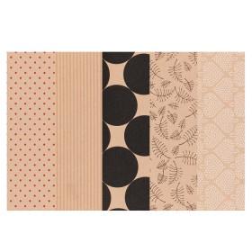 Skrejritenis Bimbo Bike 12'', rozā/balts
