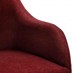 vidaXL kafijas galdiņš, trīsdaļīgs, spīdīgs, melns