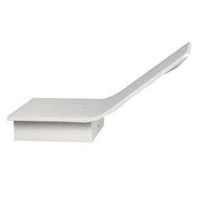 dīvāni, 2 gab., balts un tumši pelēks, mākslīgā āda