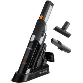 uzglabāšanas kastes ar vāku, 10 gab., melnas, 28x28x28 cm