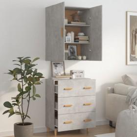 dārza krēsli, 2 gab., pelēki, akācijas masīvkoks