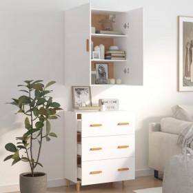 stāvlampa, 200 cm, 5 x E14, melnā un zelta krāsā