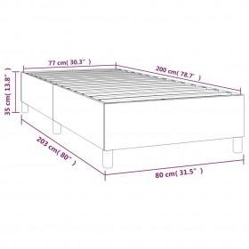 uzglabāšanas kastes ar vāku, 4 gab., pelēkas, 32x32x32 cm
