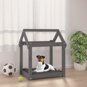 pakarināms svečturis, bambuss, melns, 95 cm