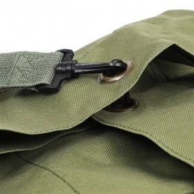 saliekami kempinga krēsli, 2 gab., sarkani