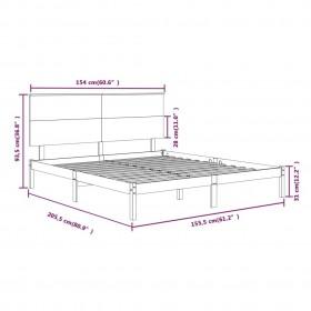 vidaXL elektriskais masāžas krēsls, regulējams, pelēks audums