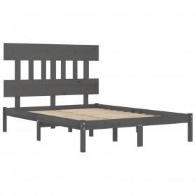 vidaXL virtuves krēsli, 2 gab., gaiši pelēks audums