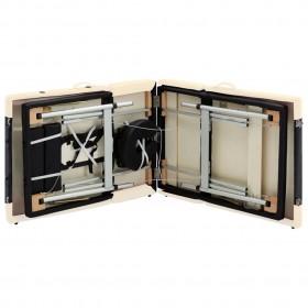 Melna lampa ar 2 LED kvēlspuldzēm ģeometriskos ietvaros
