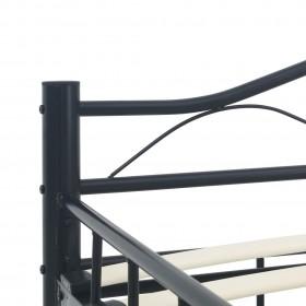 saulessarga pamatne, sveķu materiāls, kvadrātveida, melna, 12kg
