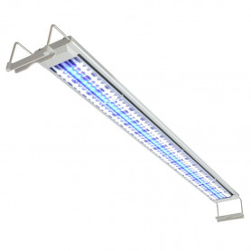 LED akvārija lampa, 120-130 cm, alumīnijs, IP67
