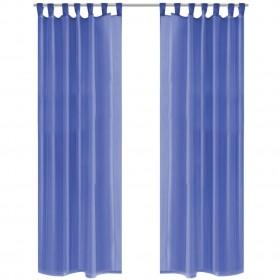 šūpuļkrēsla matracis, zils, 150 cm, audums