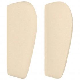 kāpņu paklāji, 15 gab., 65x25 cm, pelēki un zili