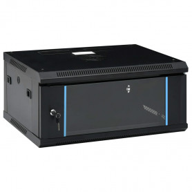 """4U servera skapis, 19"""", IP20, 600x450x285 mm"""