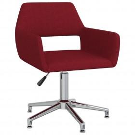 vidaXL atpūtas krēsls, 67x59x77 cm, zils audums