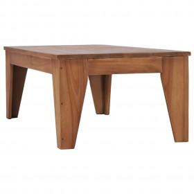 Dekoratīvais putnu būris 4Living metāla 22x22x40.5cm balts