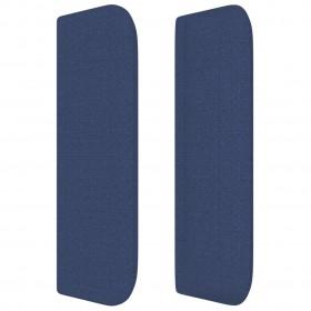 Paklājs Coins zils, 55x50cm