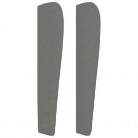 Paklājs 50x75 cm, Softy zaļš, 100% poliesters E