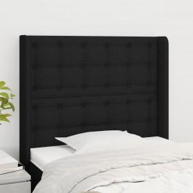 4-žokļu koka virpas patrona, M18 savienojums, 150x63 mm, melna