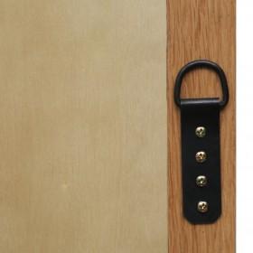 putnu barotava, egles masīvkoks, 33x106 cm
