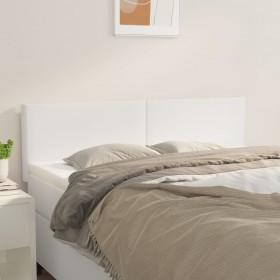 āra paklājs, 120x180 cm, zils un balts PP