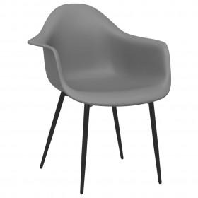āra paklājs, 120x180 cm, gaiši pelēks PP