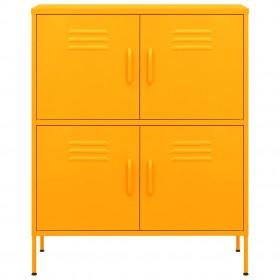 alumīnija kaste, 80x30x35 cm, melna