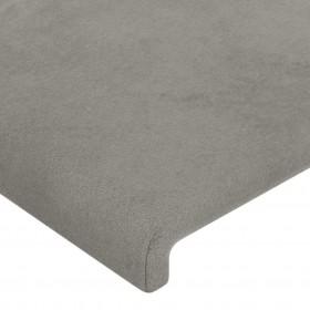 saliekams masāžas galds, 4 daļas, koks, melns ar rozā