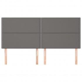 3-līmeņu plaukts, 30x30x67 cm, caurspīdīgs rūdīts stikls