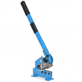 sviras metāla griezējs, 125 mm, zils