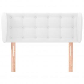 ūdeni izsmidzinošs ventilators ar statīvu, 3 ātrumi, balts