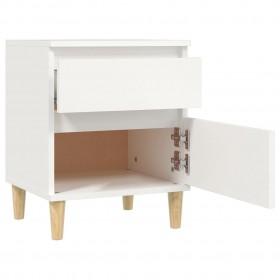 Bestway piepūšamais matracis, pūkaina virsma, 191x137x22 cm, 67002